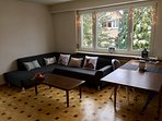 A cheaper alternative to Zurich, private bedroom in a furnished apartment!