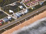 Flagler Beach is a retro-style beach town between St. Augustine and Daytona