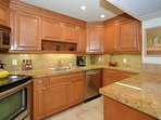 Fully Remodeled Kitchen Includes Everything Needed To Enjoy Your Stay