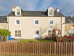 Set over 3 floors this spacious house will give you a perfect base for exploring the local area.