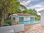 You'll love utilizing the private outdoor pool while admiring the property's 360-degree views of the ocean and...