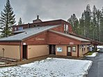 Access to the Tahoe Donner Recreation hall is $12 per person, per day.