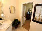 En-Suite Bath to King Master - View #2