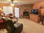 Cozy Mountain Suite Retreat (mid-week special $79)