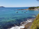 Terrigal haven is a lovely spot for a picnic