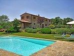 3 bedroom Apartment in Montecchio, Tuscany Se, Tuscany, Italy : ref 2386456