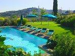 4 bedroom Apartment in Vellano, Montecatini, Tuscany, Italy : ref 2387458