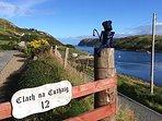 Clach na Cuthaig is gaelic for Cuckoo's Rock