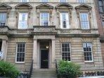 beautiful historic Glasgow apartment