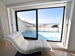 'Sea la Vie' - Direct Private Access to beach - Heated Pool - 25 mins from Porto