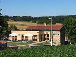 Auberge and bar in St Etienne sur Usson- 4 km away - beautifull outlook