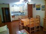 Salón comedor-Cocina