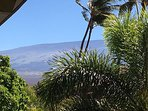View of Haleakala from Unit #250