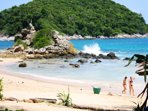 Next from Naihan beach is Ya-Nui beach. The small one hidden in the nature - very far from crowded