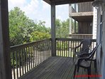 1st Floor Soundside Covered Porch