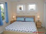 1st Floor Soundside Master Suite with King Bed