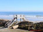 1st Floor Deck North Ocean View & Access