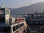Take a cruise on Loch Lomond
