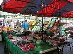 Salisbury's twice weekly Charter Market