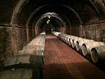 Wine Tasting is available in many Vineyards close by