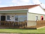 Beautiful family owned cottage to rent in Bacton, North Norfolk.