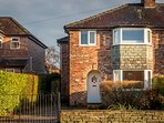 Welcome to Wilmslow - you will immediately feel at home in this lovely house