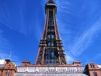 The amazing Blackpool Tower, Victorian architecture at its best!