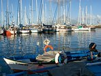 Local attractions - Horta Marina