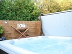 Deluxe hot tub holiday at Woodys Lodge
