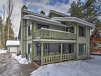 Enjoy easy access to all the best of Big Bear from this vacation rental house!