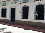 Casa Hotel Ana Lorenza. Albarrada de los Portales-