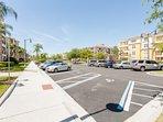 Road,Palm Tree,Tree,Building,Boardwalk