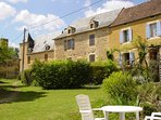 Our courtyard is at the heart of this pretty hamlet.