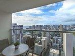 Vacation Rental Balcony Waikiki
