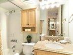 Remodeled bathroom waikiki