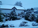 A winters afternoon at Ballinlea cottage