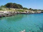 Porto Badisco Una delle più Belle Baie della Provincia di lecce