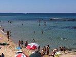 Spiaggia Lu Bagnu