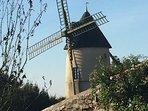 Moulin85 - A Beautiful 19th Century Windmill