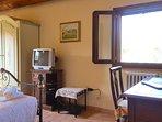Room N 4: Double Bedroom + 1 Single Bed