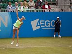 The ever popular Eastbourne International Tennis Week at Devonshire