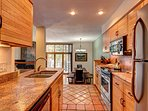 Royal Glen Kitchen Frisco Lodging Vacation Rental