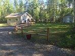 Private, Comfortable, Alaskan Home