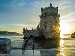 Points of interest in the area: Belém Tower (UNESCO World Heritage)