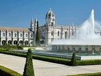 Points of interest in the area: Jerónimos Monastery - Belém (UNESCO World Heritage)