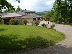 Immaculate and very comfortable gite , 10 minute walk from the village.