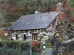 The Ugly House. Betws y Coed.
