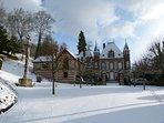 l'hiver le castel