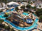 splash n fun park and marine park nearby