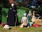 Scarecrow Festival 29th July - 6th August 2017